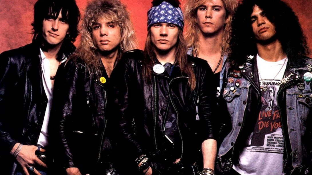 Guns N´ Roses anuncia fecha de presentación en México