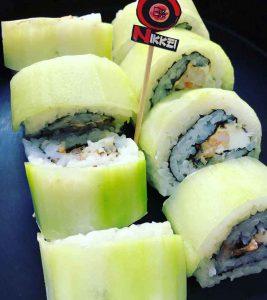 7 restaurantes de Sushi en Toluca