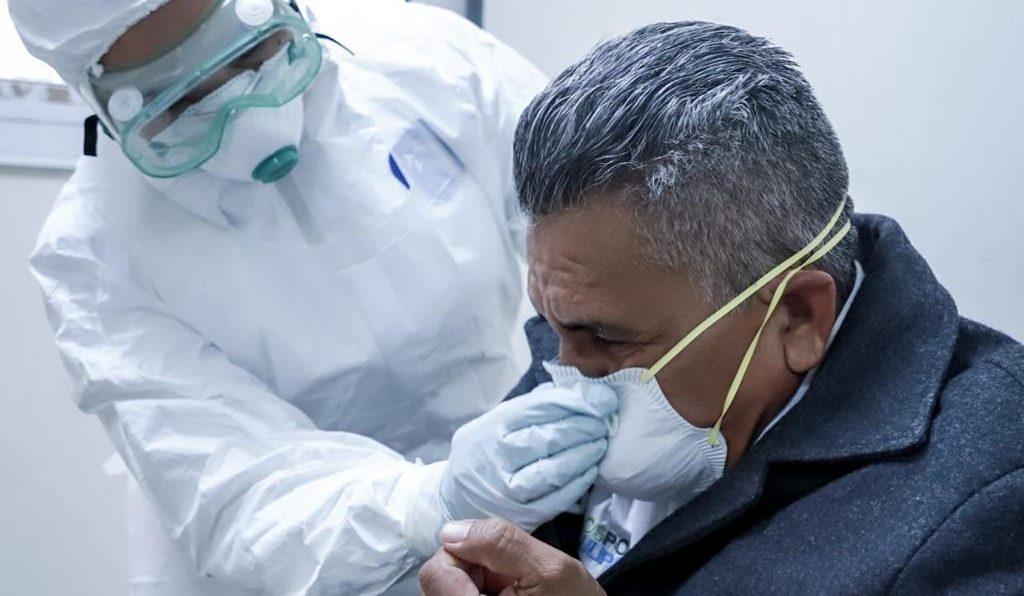 35 casos de coronavirus confirmados en el Edomex