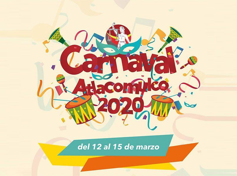 Carnaval Atlacomulco EdoMex 2020, del 12 al 15 de marzo