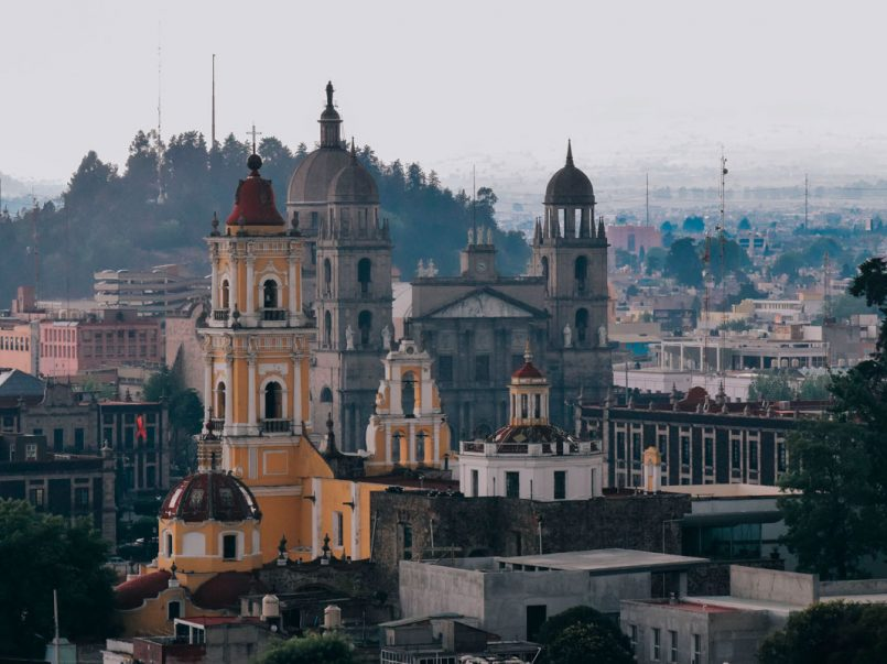Calidad del aire MALA en Toluca pese a aislamiento en casa por COVID-19