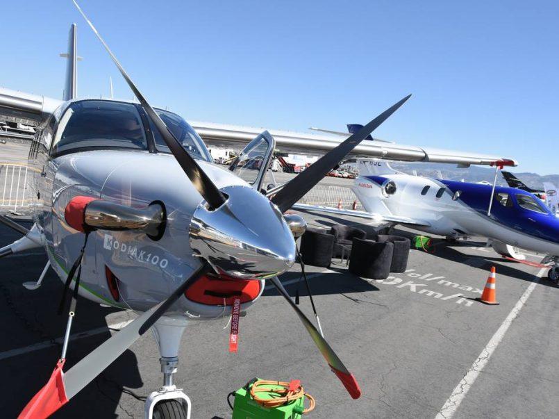 Exposición y Convencion Internacional de Aviacion en Toluca