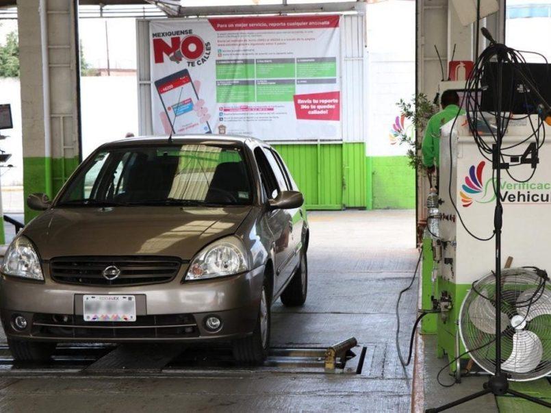Habra prorroga para la verificacion vehicular en el Edomex