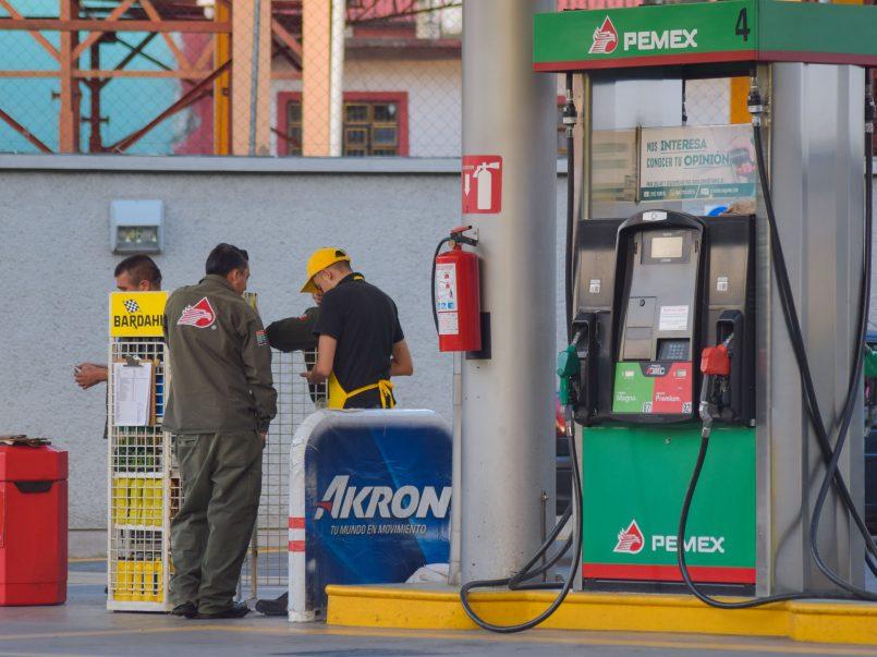 La gasolina más barata de todo Toluca y Metepec