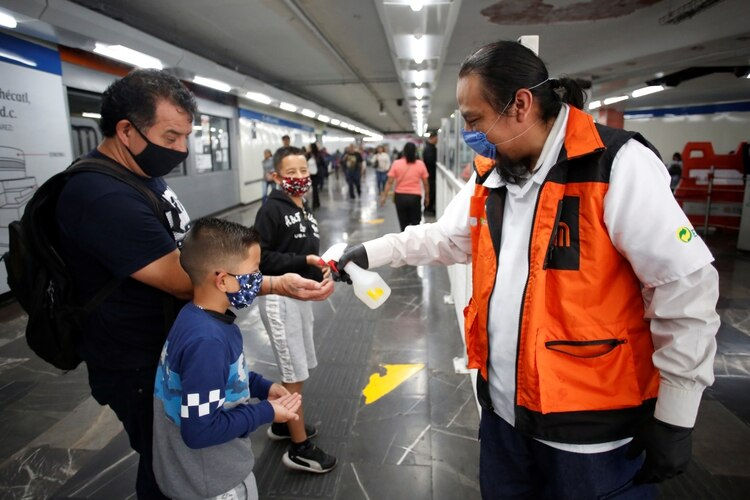 México entraría en fase 3 de coronavirus el 19 de abril