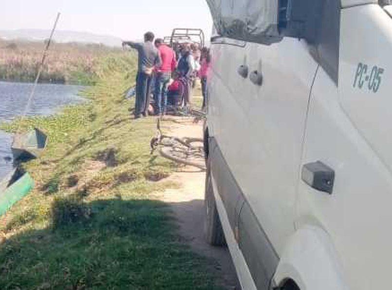 Mueren ahogados dos hombres en San Mateo Atenco