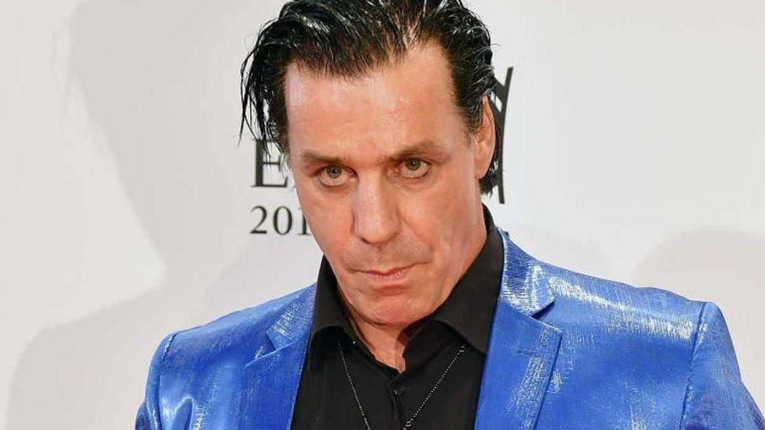 Vocalista de Rammstein, Till Lindemann, fue hospitalizado por Covid-19