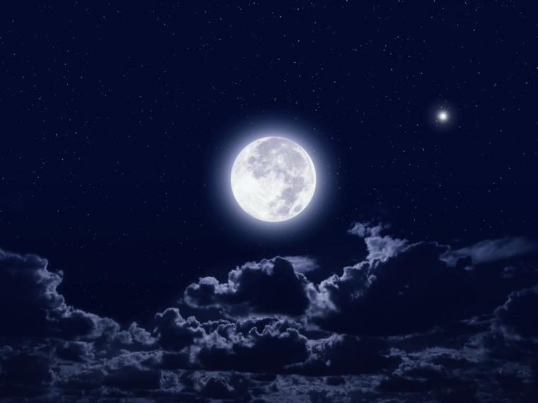 Superluna de marzo 2020, 7 por ciento más grande y 15 por ciento más brillante