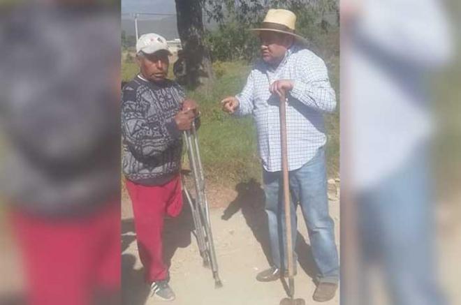 Alcalde de Tenango del Valle intenta despojar de su casa a hombre de la tercera edad