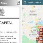"""Toluca presenta """"Detector Covid-19 Toluca"""""""