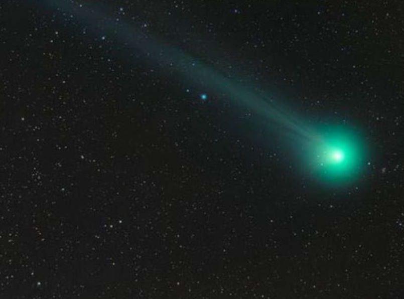 Atlas promete ser el fenómeno astronómico del año