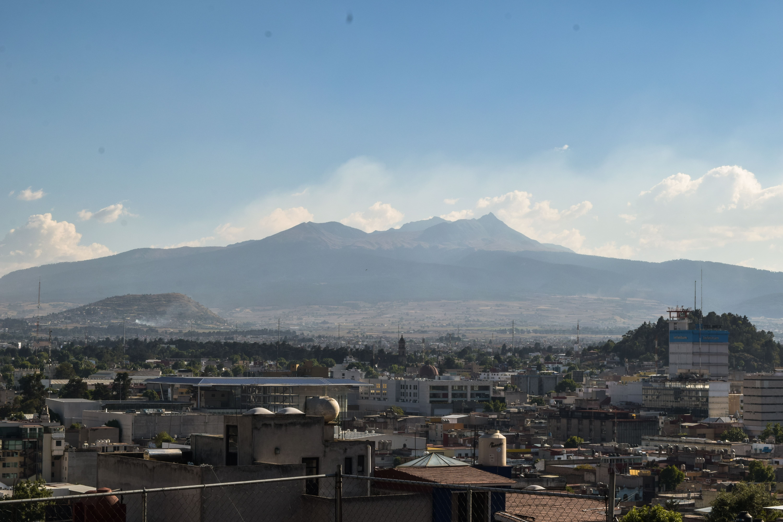 Calidad del aire regular en el Valle de Toluca