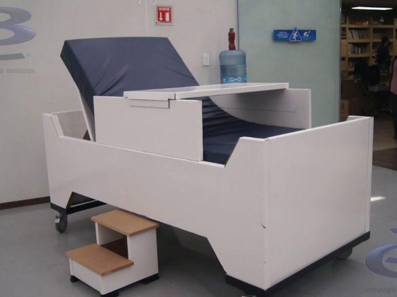 Fabrican camas de cartón para pacientes con Covid-19 en el Edomex