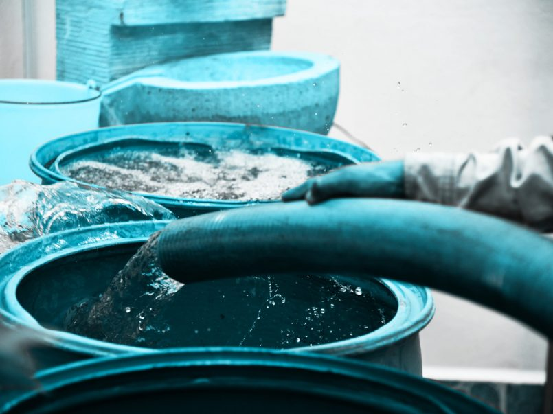 Habrá recorte en el suministro de agua en el Edomex