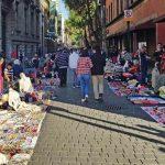 Locatarios siguen vendiendo a pesar de la emergencia sanitaria del Covid-19