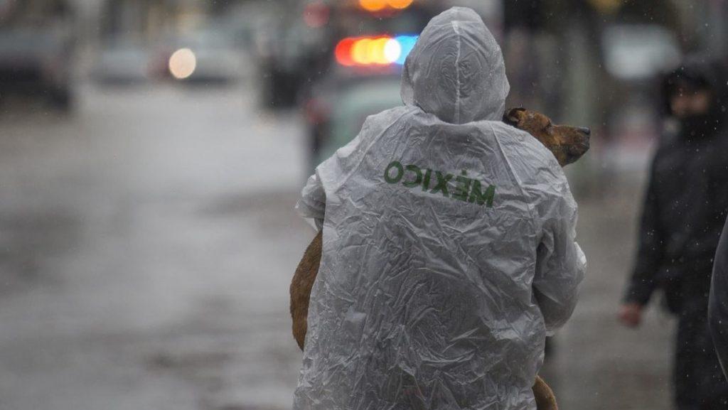 Prevén fuertes lluvias en Estado de México y Ciudad de México