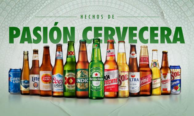 Heineken México suspende producción y distribución por Covid-19