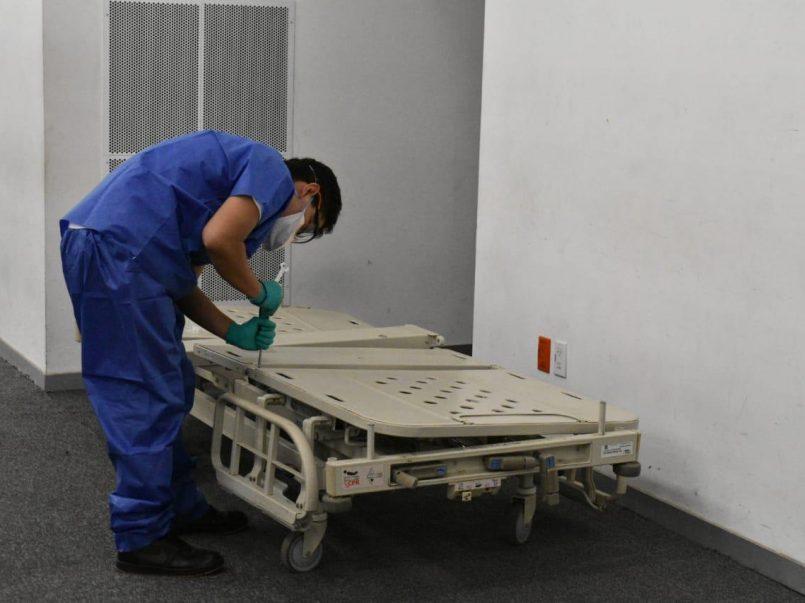 En todo el Valle de Toluca se registran 201 casos confirmados y 14 fallecimientos por Covid-19