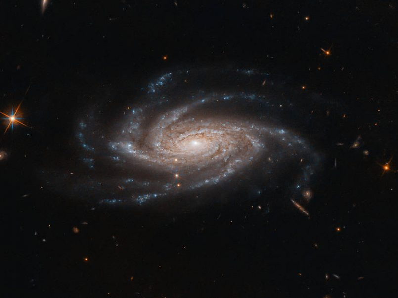 NASA pone a disposición las imágenes que el telescopio Hubble tomo en tu cumpleaños