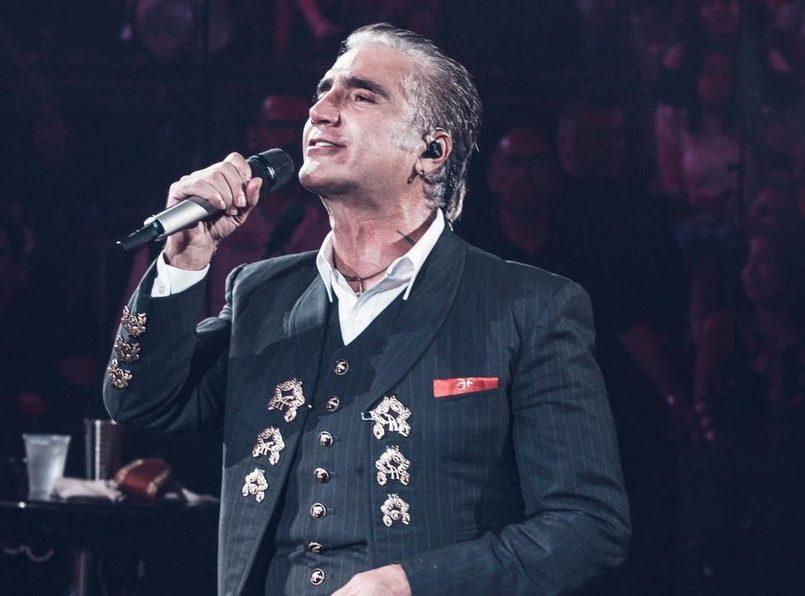 Alejandro Fernández dará concierto virtual por el 10 de mayo