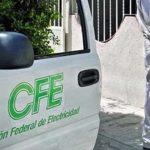 CFE reporta 165 casos confirmados