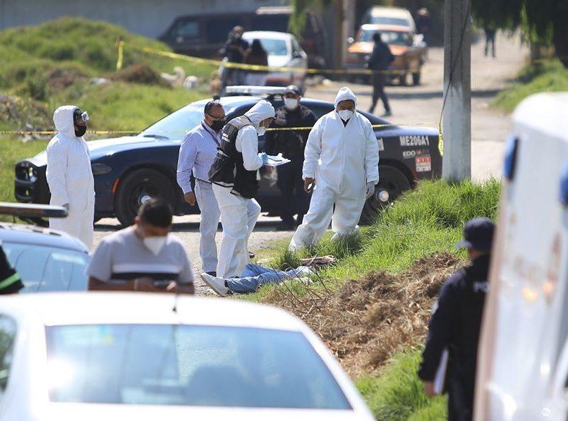 Hombre es hallado sin vida en el municipio de Lerma1
