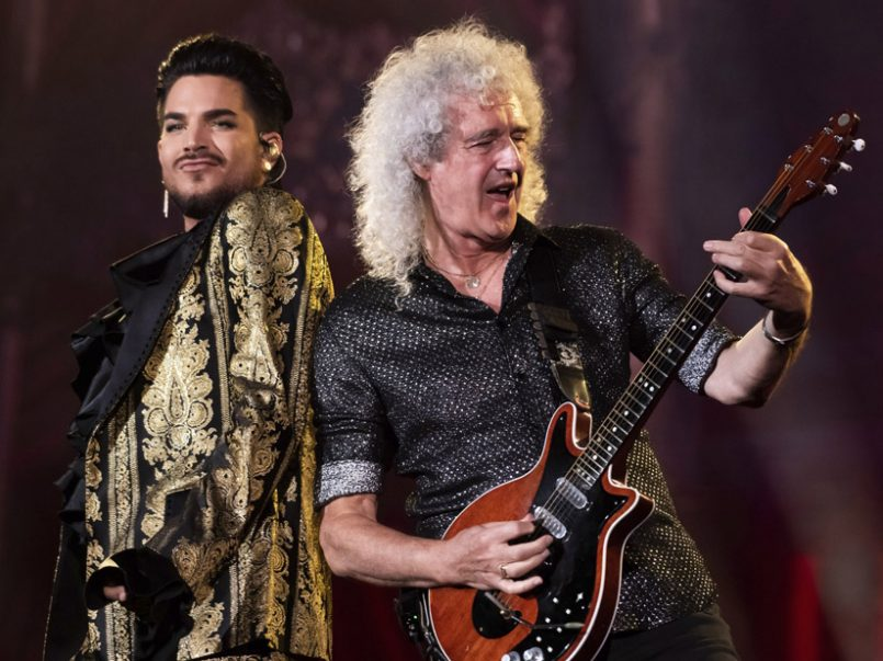 Queen rinde homenaje a lo médicos con We are the Champions