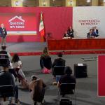 Resumen informe diario por coronavirus en México 21 mayo 2020 gat