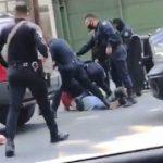 Después de una persecución detienen a presunto extorsionador