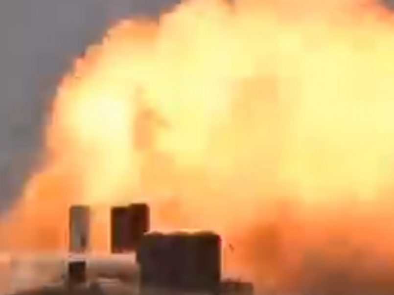explota-nave-espacial-de-spacex-durante-pruebas