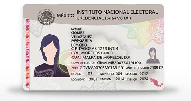 Si no cuentas con tu INE, el órgano electoral emitirá constancias digitales