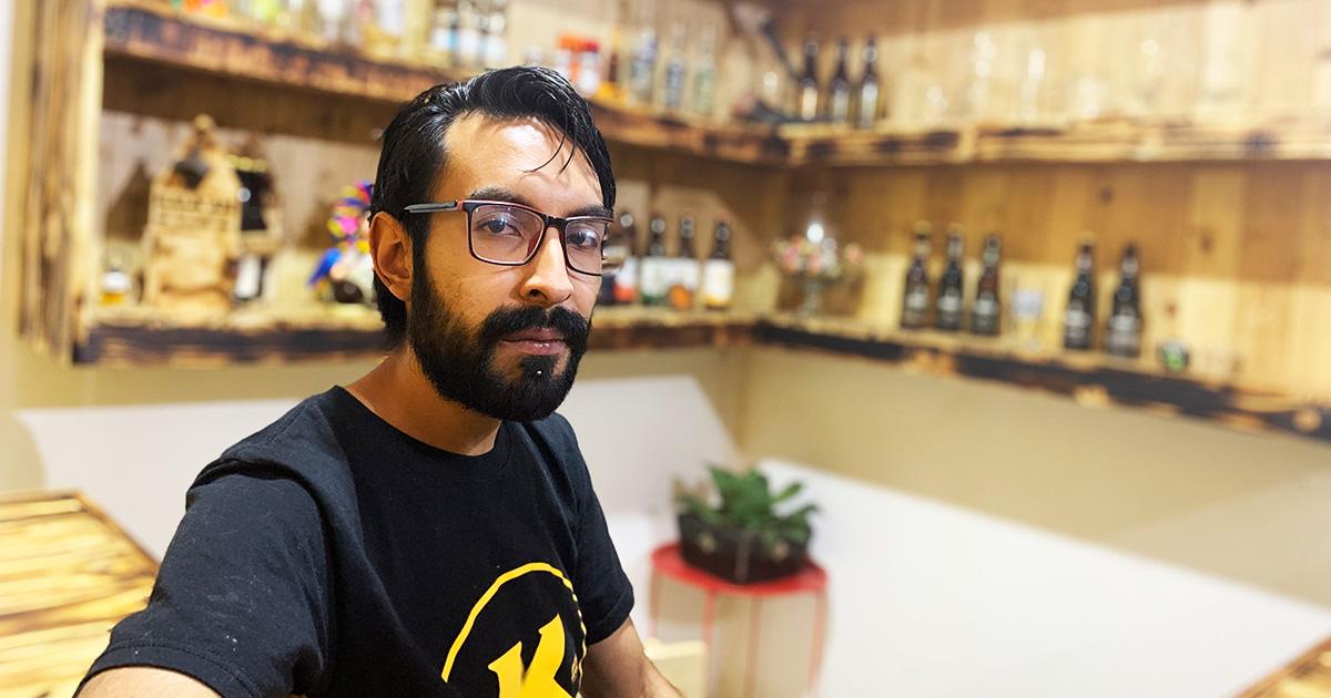 Kala'an: Boutique de cerveza artesanal