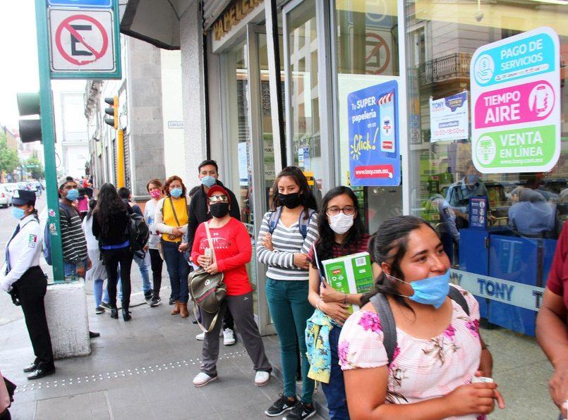 Especialistas afirman que contagios van a la alza en Toluca