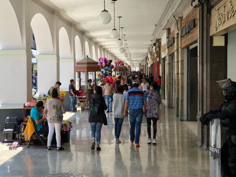 En los últimos días se alzó el número de fallecidos por Covid-19 en Toluca debido al alto índice de contagio en el municipio.
