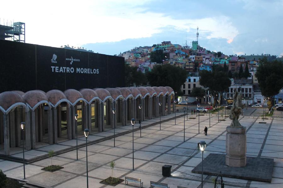Toluca Teatro Morelos celebra 51 años de vida6