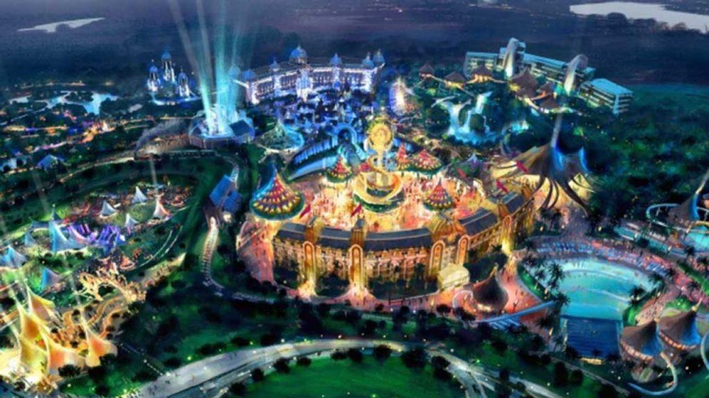 Preparan apertura de parque temático de Cirque du Solei en México para 2021