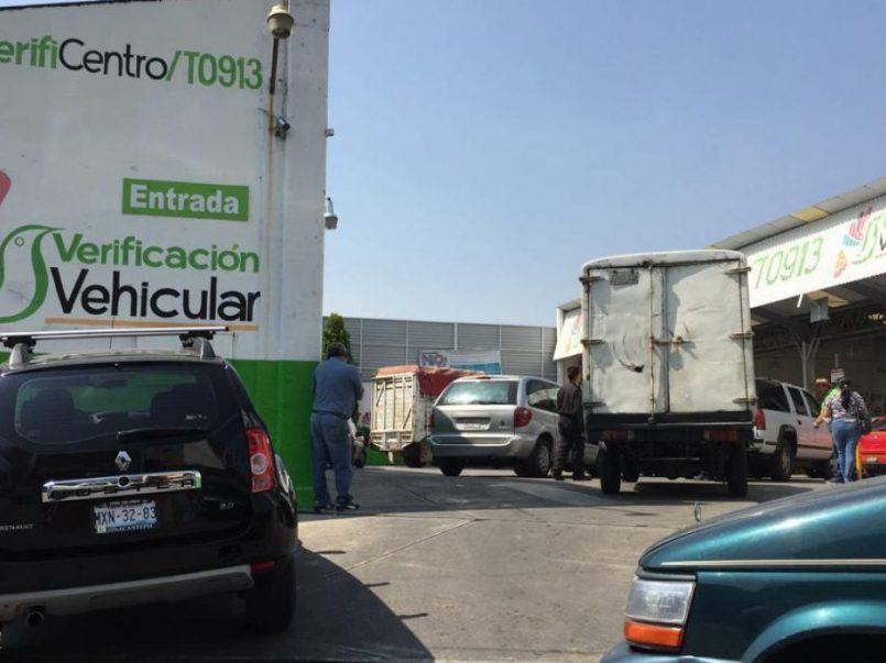 Este lunes 27 de julio se reanudan las actividades de los verificentros en el Estado de México y Ciudad de México.