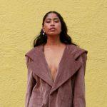 Ella es la primera modelo oaxaqueña de la Revista Vogue