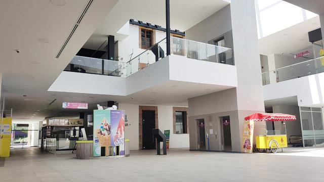 Pasillos Paseo Molino de Toluca