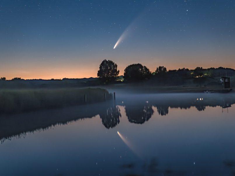 México podrá ver el cometa NEOWISE te decimos cómo y en dónde verlo