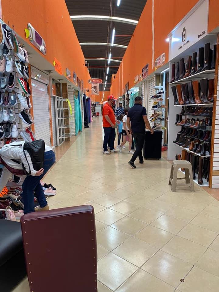 VIDEO Regresa la actividad comercial en San Mateo Atenco