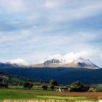 Nieve en el Nevado de Toluca