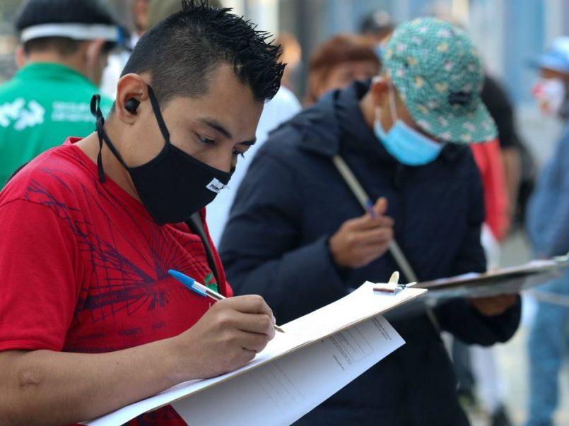 Pronósticos de Banco Base advierten que para el cierre del año se registre un total de 1.86 millones de empleos formales perdidos.