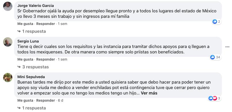 UNA FARSA EL PROGRAMA DE APOYO AL DESEMPLEO DE ALFREDO DEL MAZO