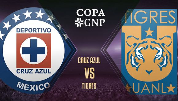 Horario del partido de semifinal de la Copa GNP por México Cruz Azul vs Tigres