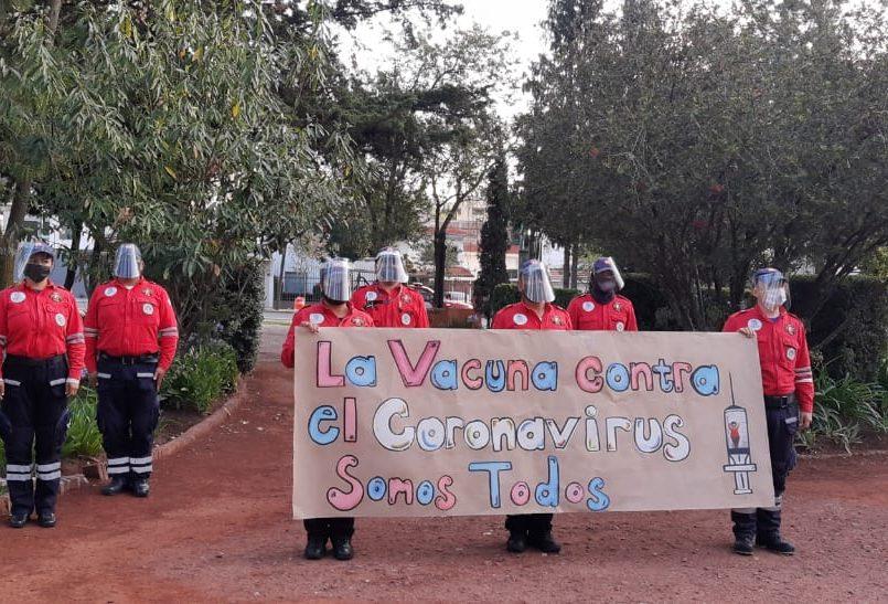 """Inicia PCyB Toluca campaña """"No des la espalda a tu salud"""""""