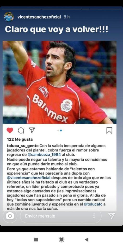 leyenda de Toluca FC podrìa vestirse nuevamente de Diablo