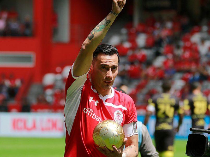 Rubens Sambueza Balón de Oro