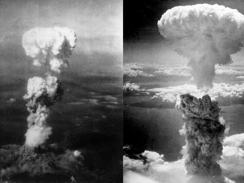 Hoy 6 de agosto se conmemora el 75 aniversario del ataque de E.E.UU. a Japón con bombas nucleares en Hiroshima y Nagasaki.