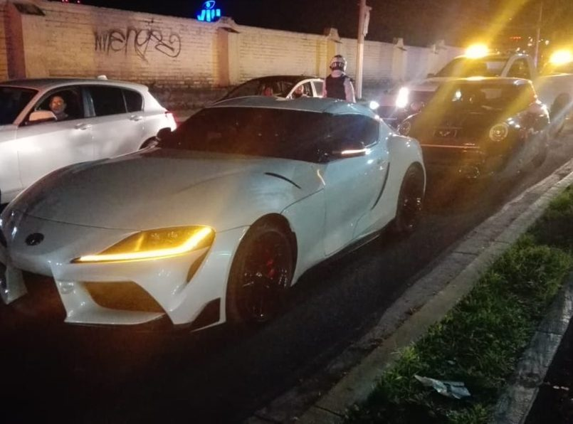 Competencia de arrancones automovilísticos vuelven a Toluca